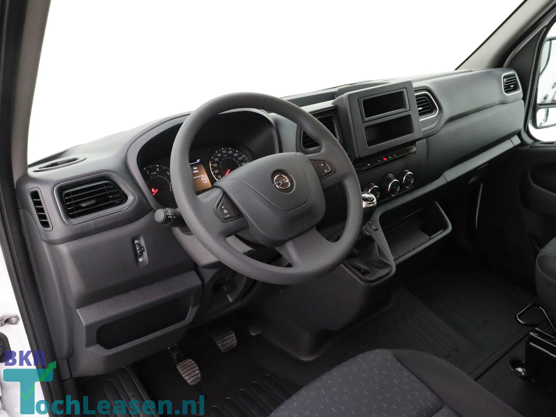 BKRTochLeasen.nl - Opel Movano - L3H2 - wit 03