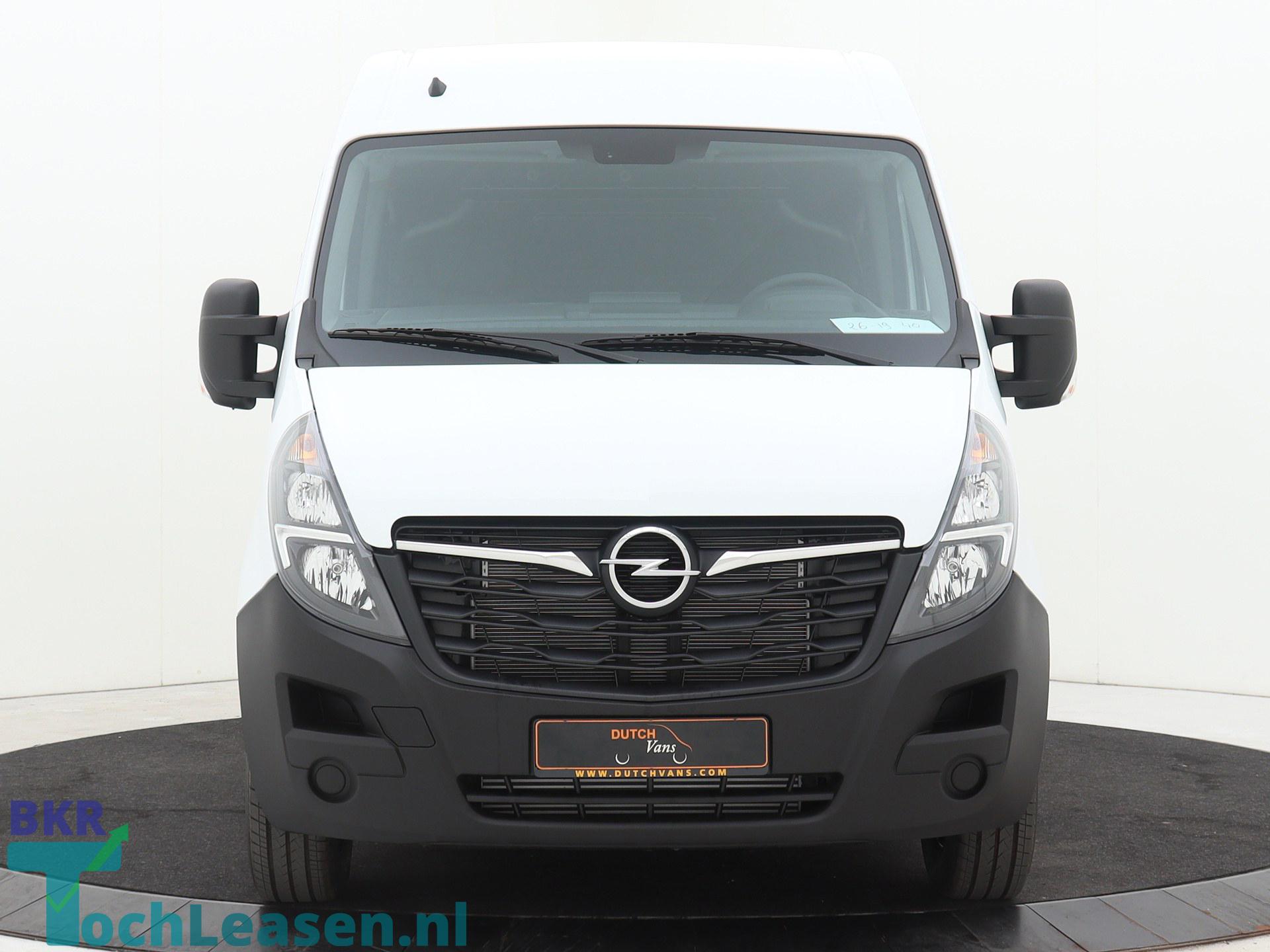 BKRTochLeasen.nl - Opel Movano - L3H2 - wit 05