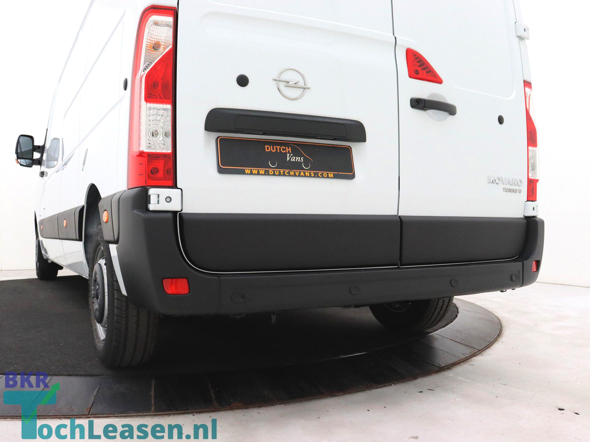 BKRTochLeasen.nl - Opel Movano - L3H2 - wit 07