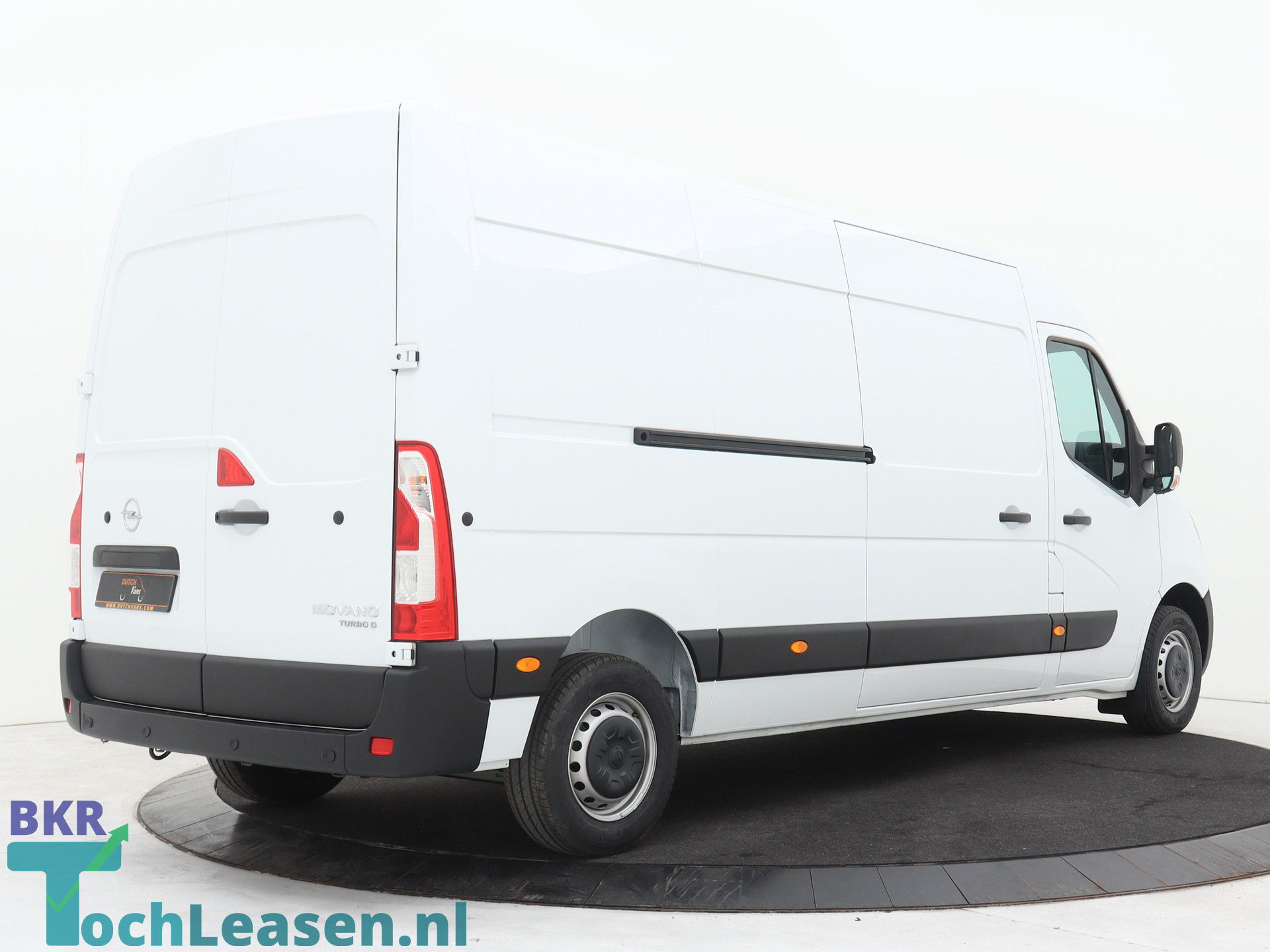 BKRTochLeasen.nl - Opel Movano - L3H2 - wit 12