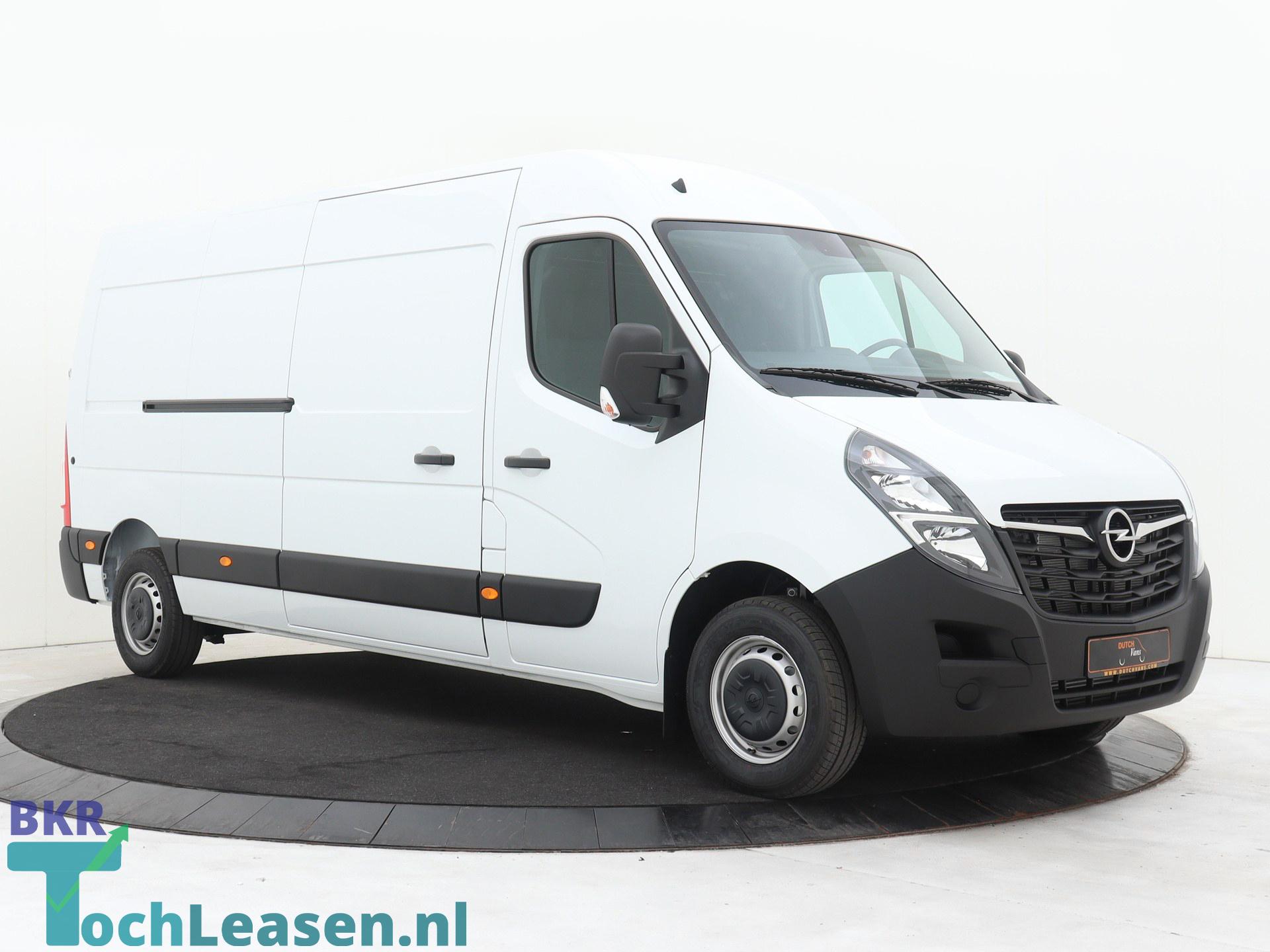 BKRTochLeasen.nl - Opel Movano - L3H2 - wit 15