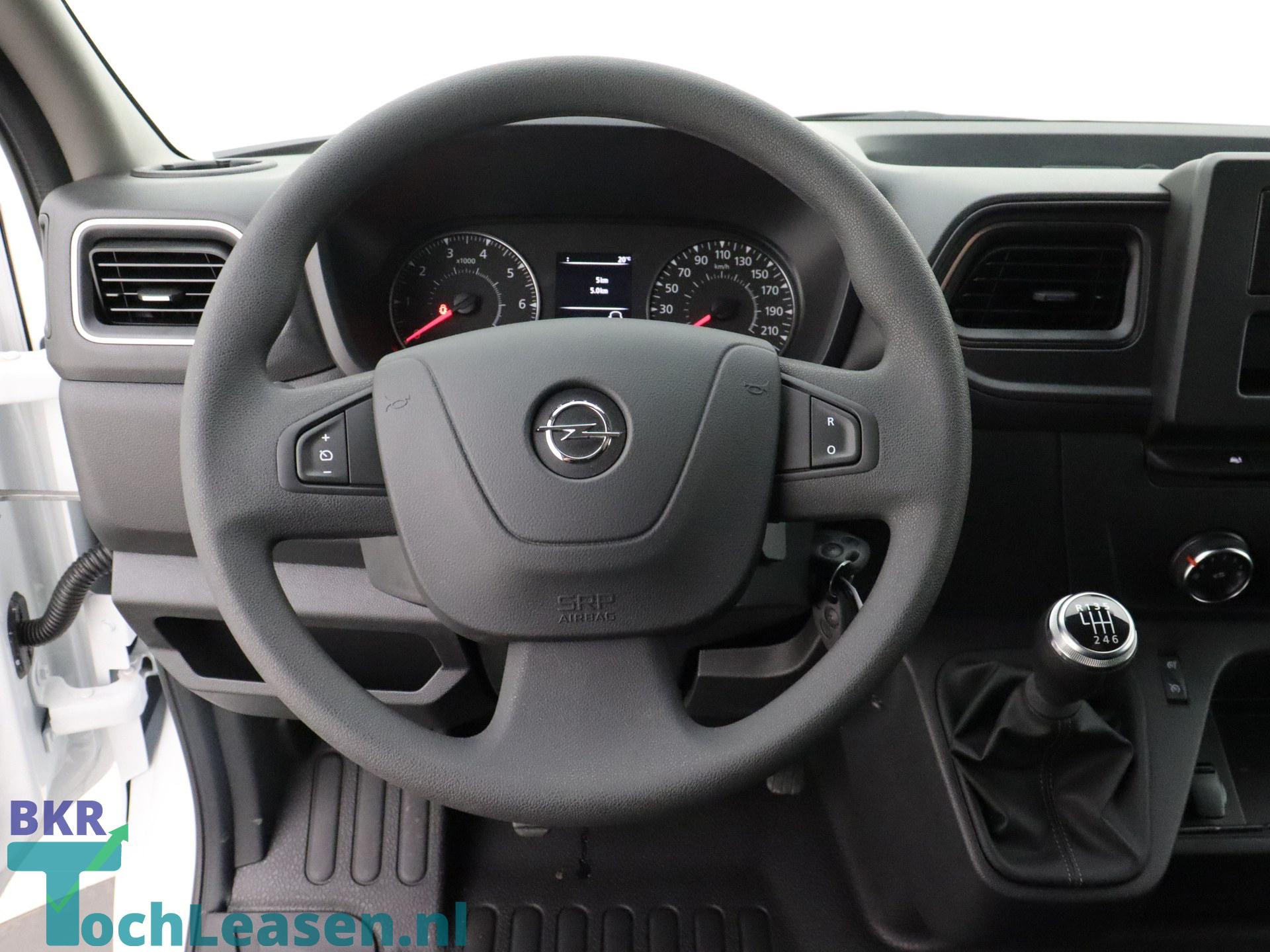BKRTochLeasen.nl - Opel Movano - L3H2 - wit 17