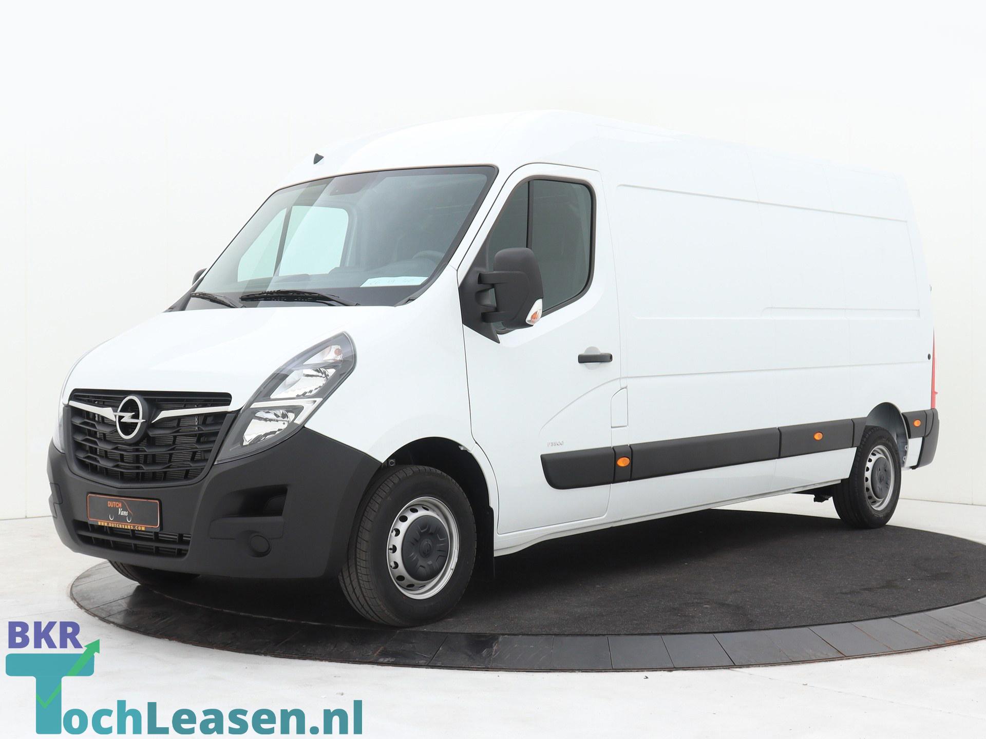 BKRTochLeasen.nl - Opel Movano - L3H2 - wit 18
