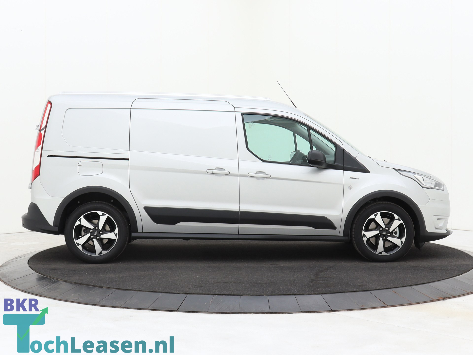 BKRTochleasen - Ford Transit Connect - Zilver 17