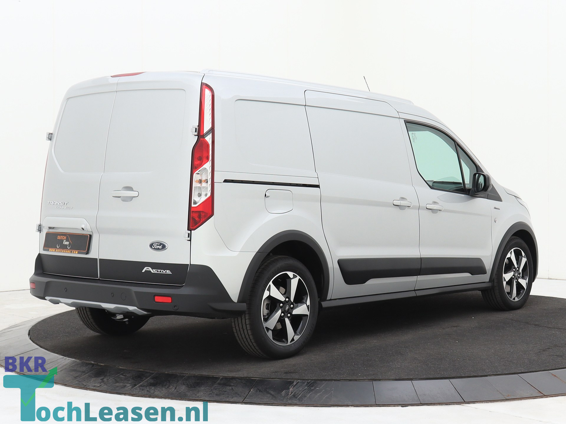 BKRTochleasen - Ford Transit Connect - Zilver 18