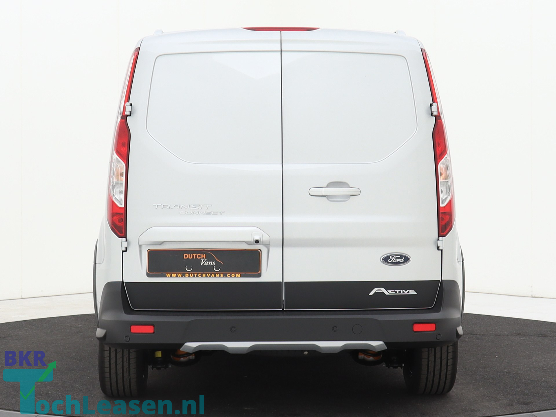 BKRTochleasen - Ford Transit Connect - Zilver 3