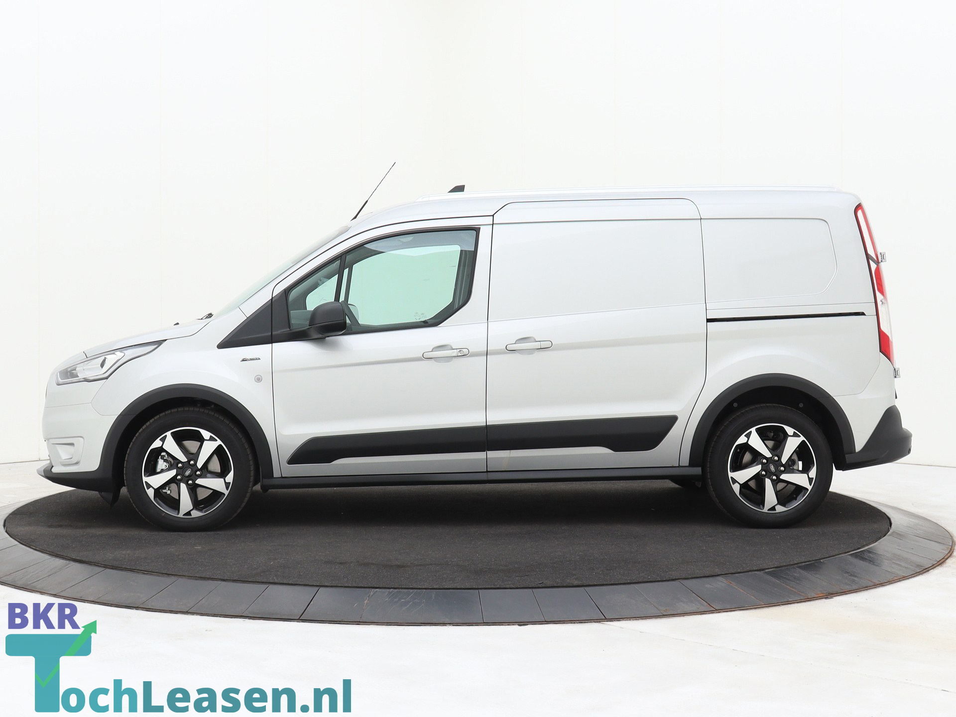 BKRTochleasen - Ford Transit Connect - Zilver 8