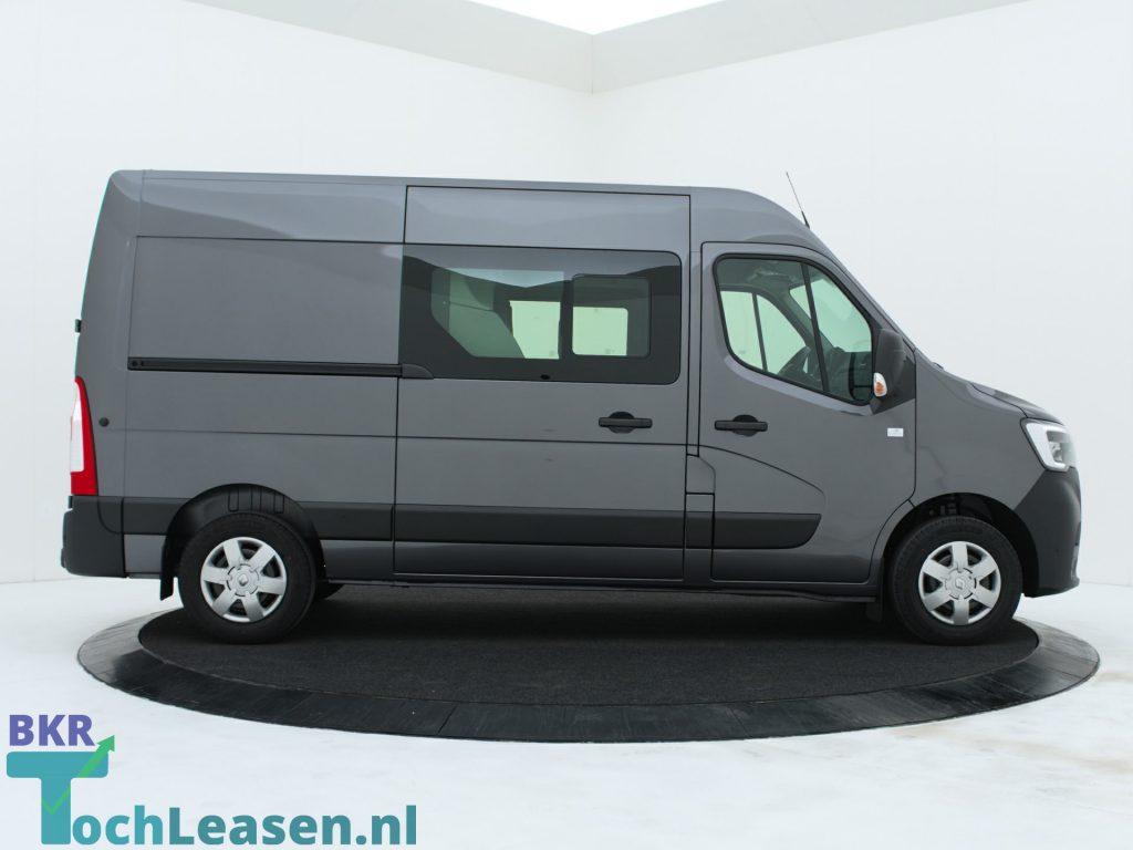 BKRTochleasen - Renault Master L2H2 DC - Grijs 18
