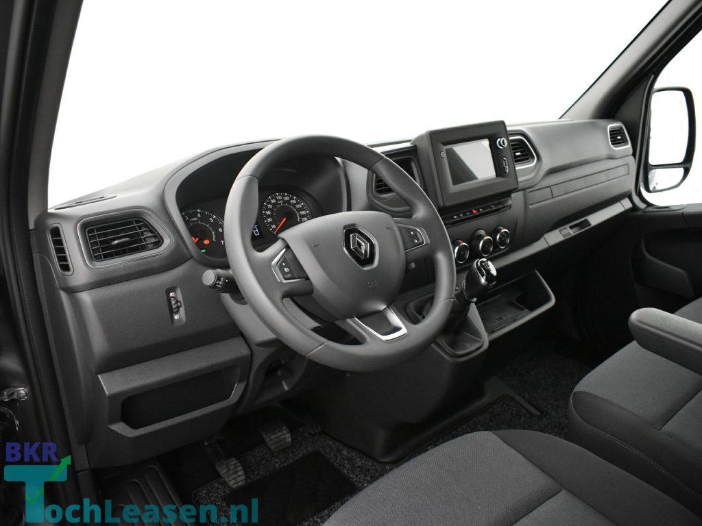 BKRTochleasen - Renault Master L2H2 DC - Grijs 5