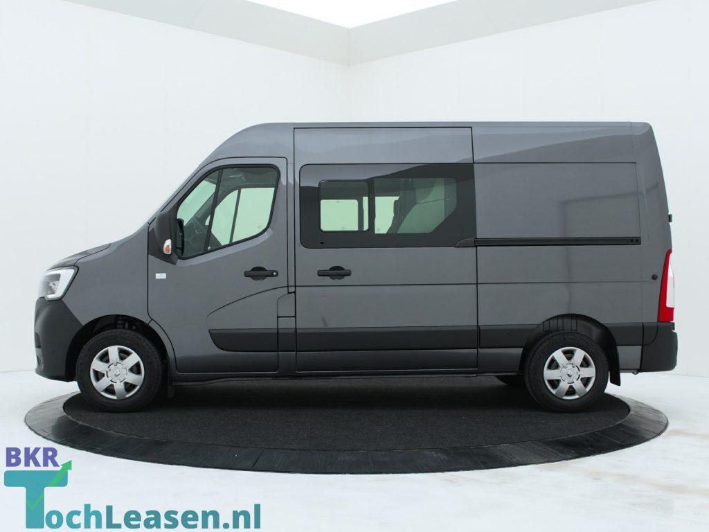 BKRTochleasen - Renault Master L2H2 DC - Grijs 9