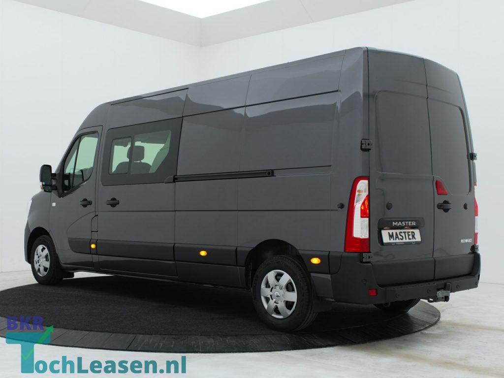 BKRTochleasen - Renault Master L3H2 DC - Grijs 14