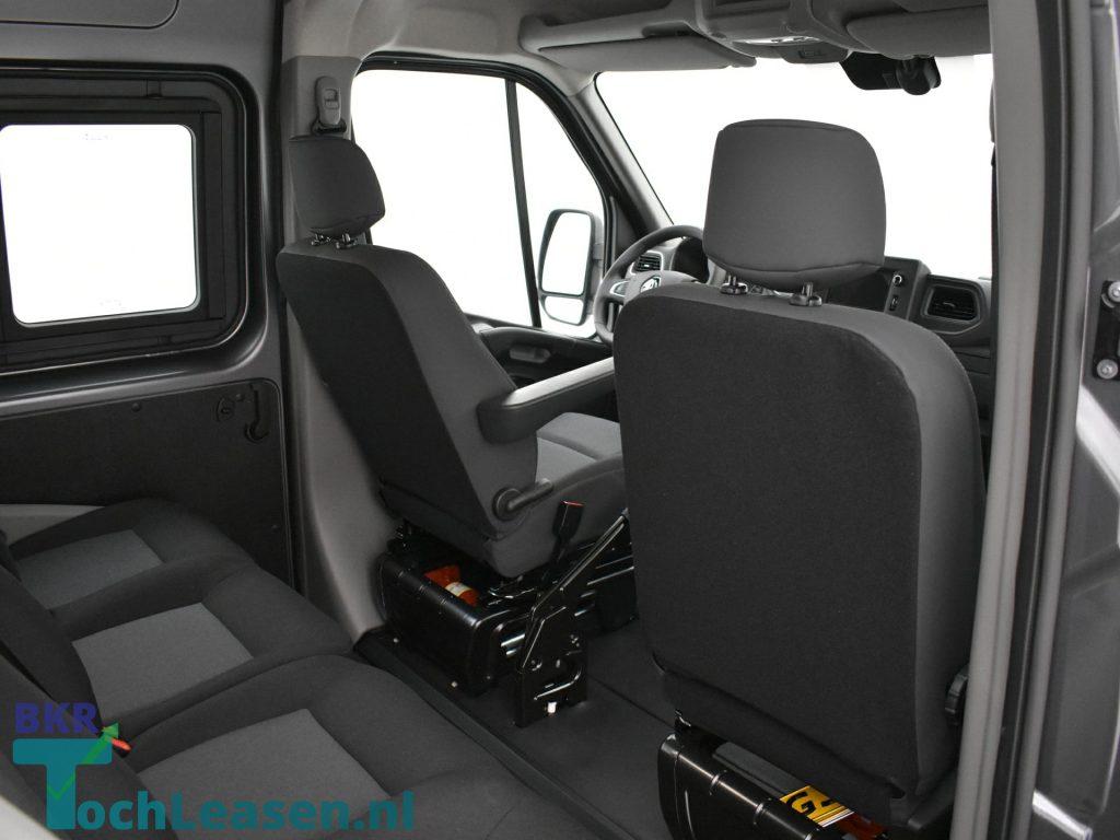 BKRTochleasen - Renault Master L3H2 DC - Grijs 2