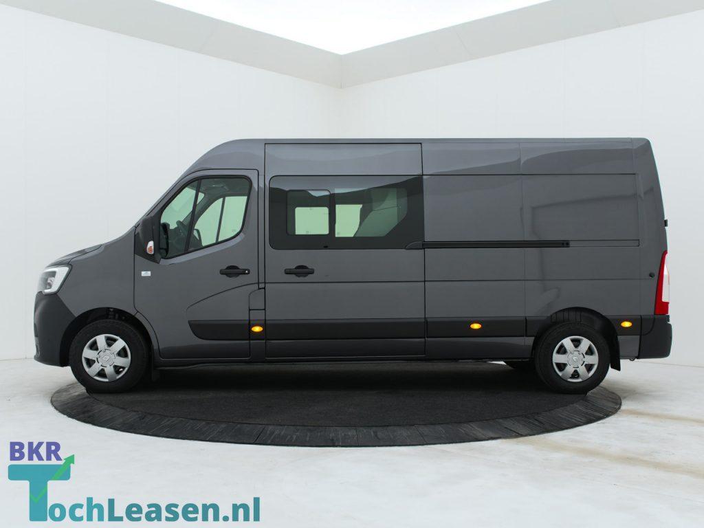 BKRTochleasen - Renault Master L3H2 DC - Grijs 9