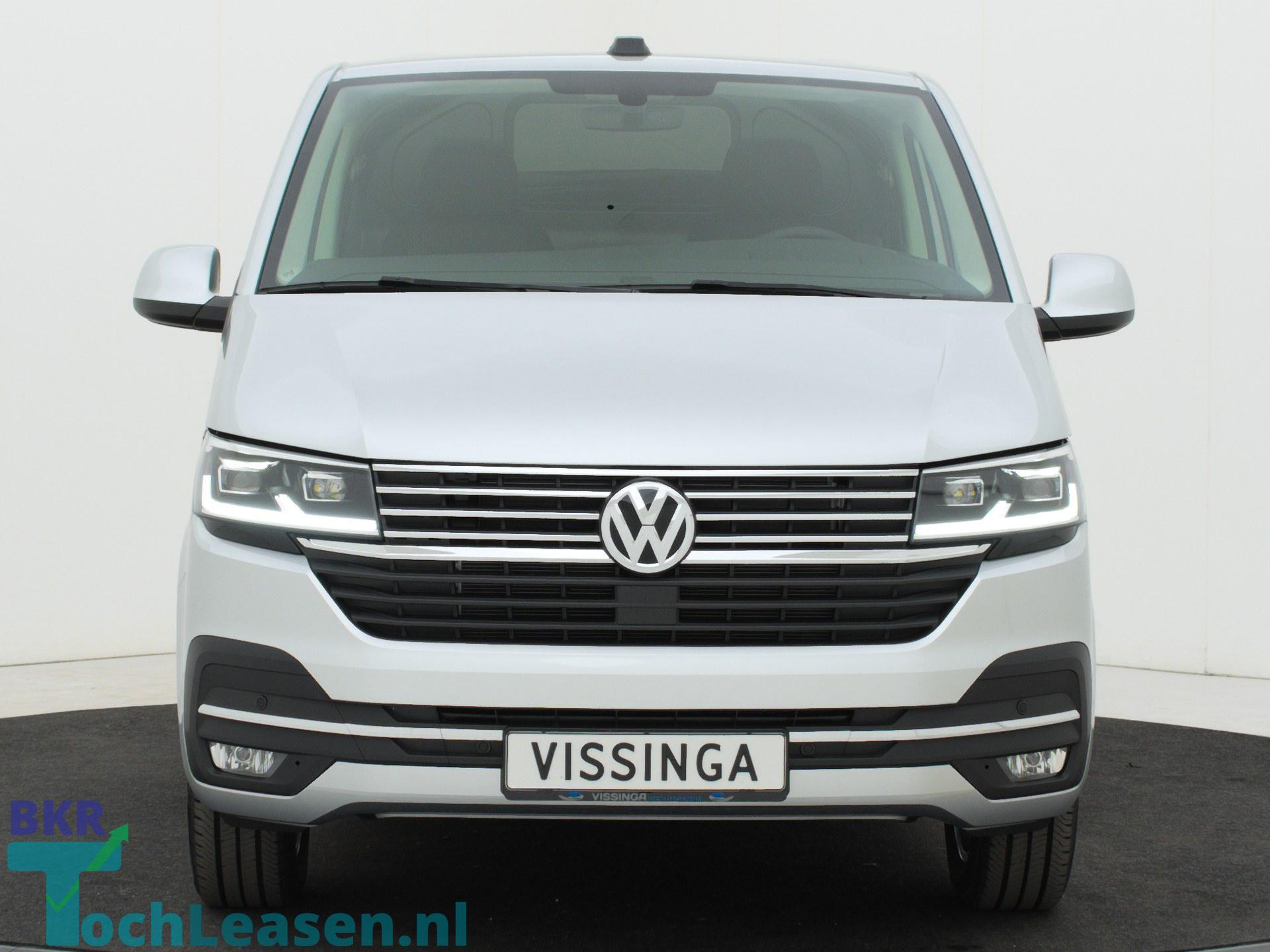 BKRtochleasen - Volkswagen Transporter - Zilver